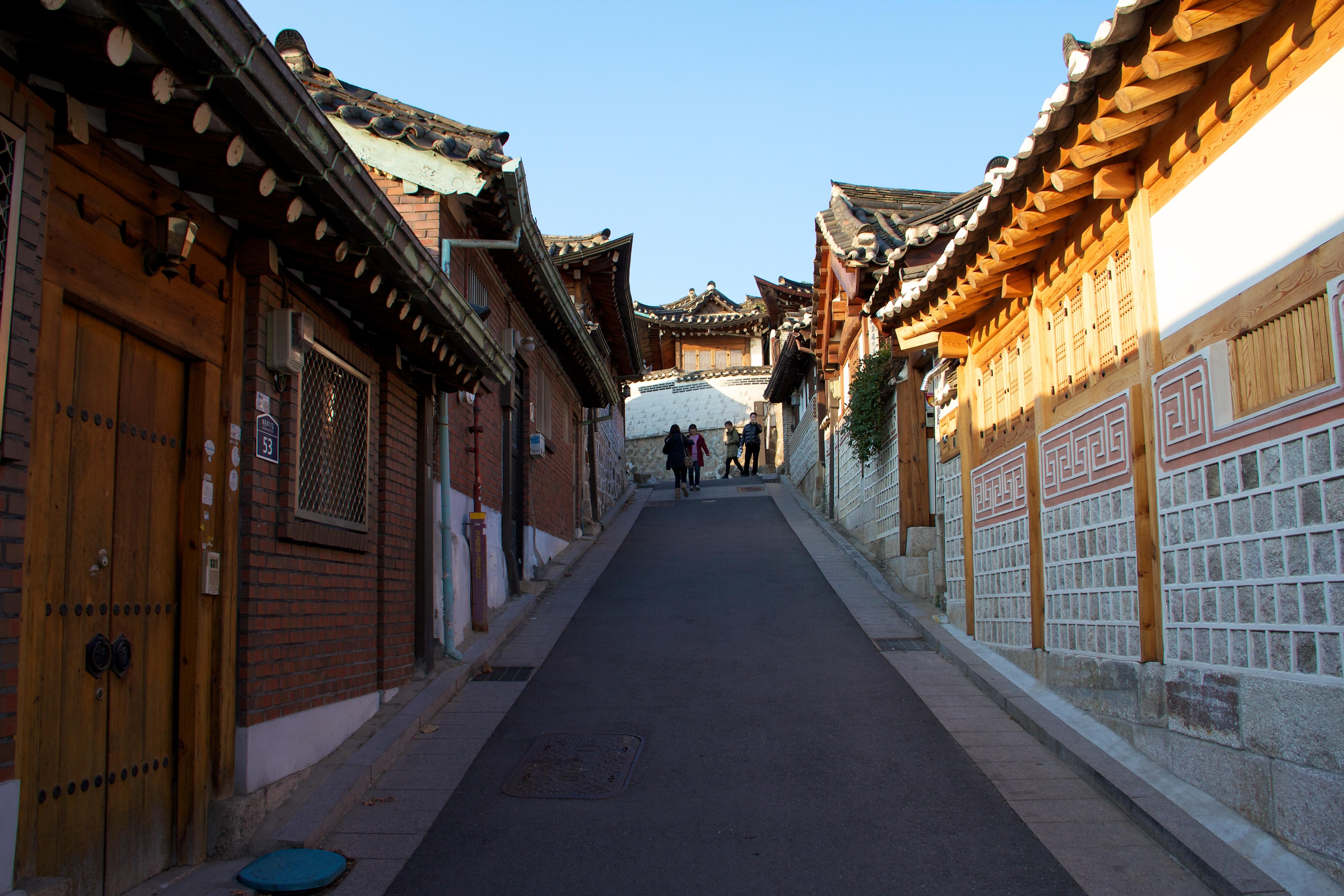 Korea Attraction